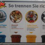 Искусство сортировки мусора
